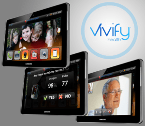 tablets using remote patient monitoring