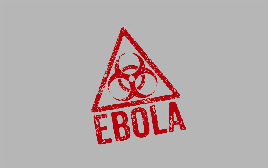 ebola virus stamp