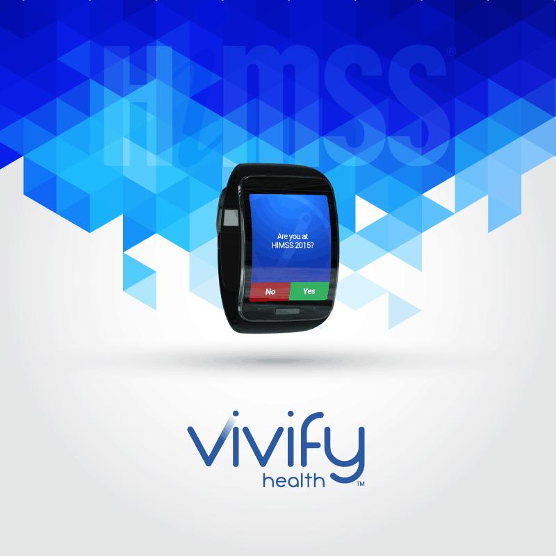 #HIMSS2015 See us at… IHP (Intelligent Health Pavilion) #6066, Samsung #7523 and Lockheed Martin # 2348