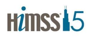 HIMSS 15 logo