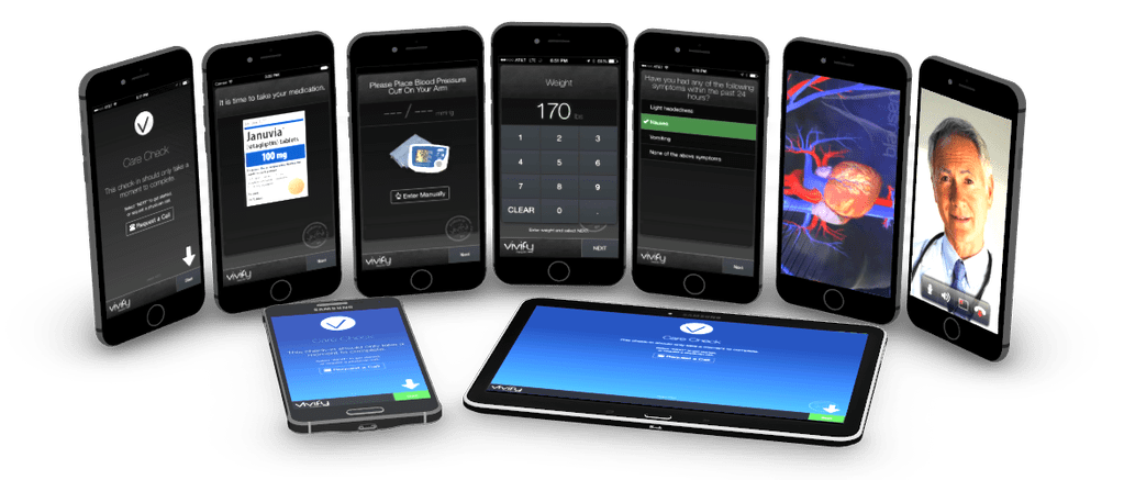 Vivify Delivers Provider-Led Remote Care Directly to Consumers on Their Own Devices.