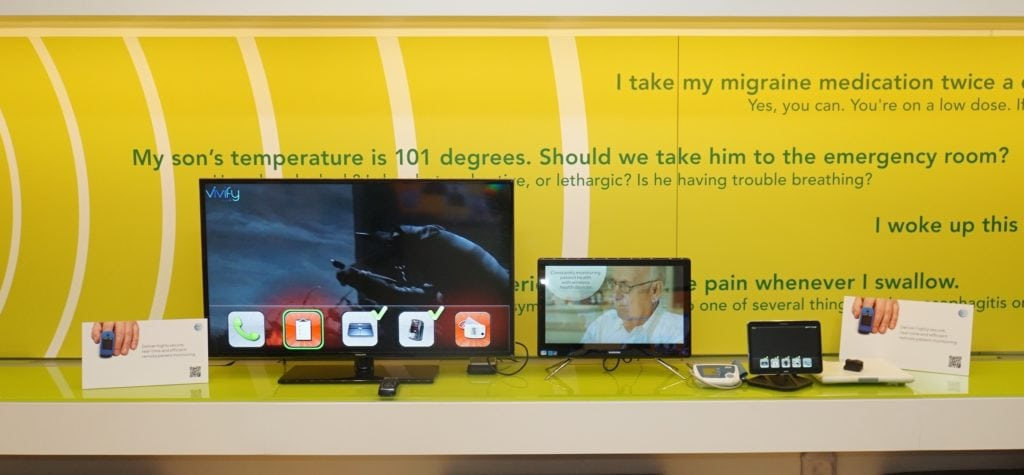 kaiser permanente rpm display at conference