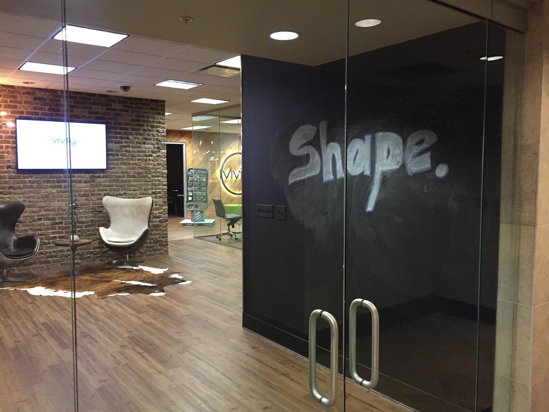 """Vivify Word of Last Week: """"Shape"""""""