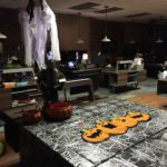 halloween decor at vivify 2015