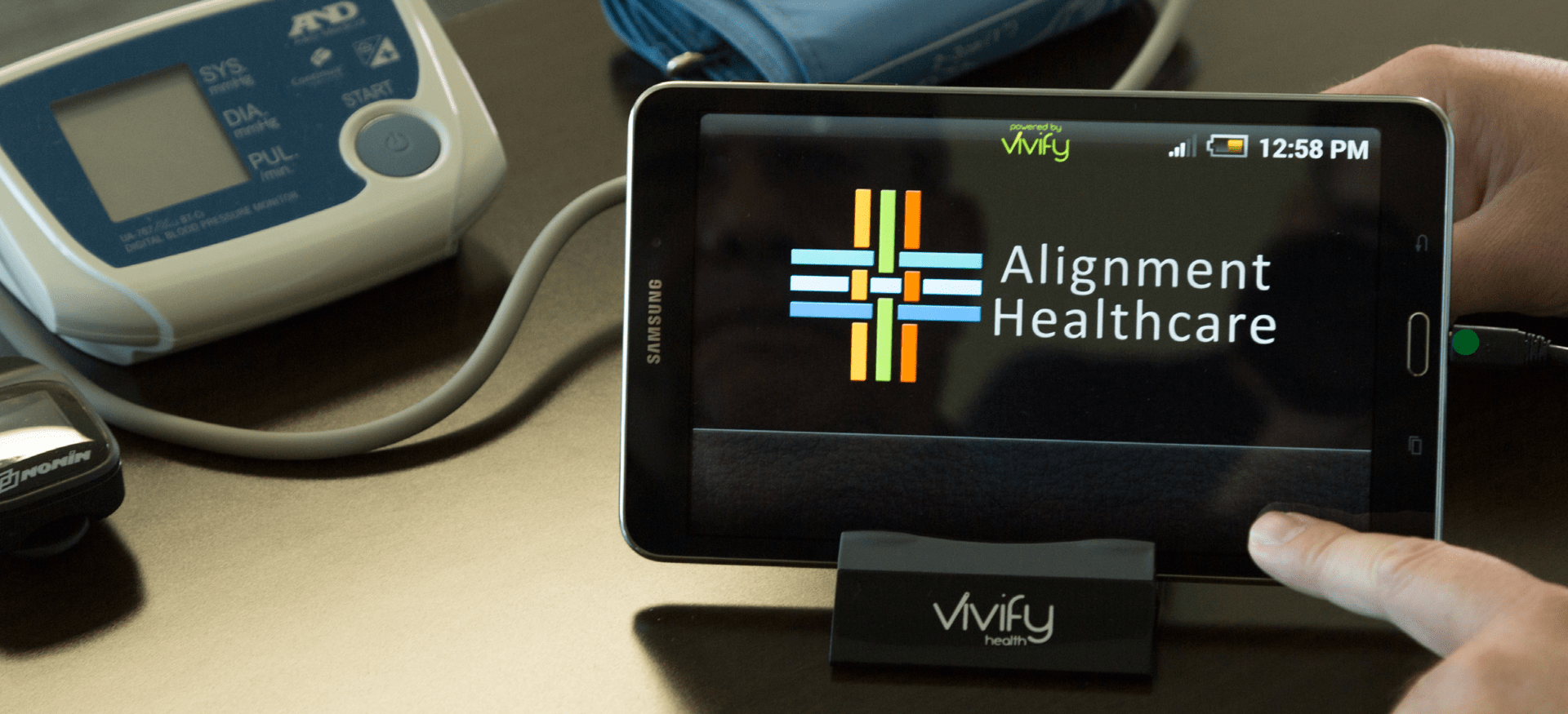 Remote Health Monitoring Powered by Vivify and Samsung Saves Lives and Money