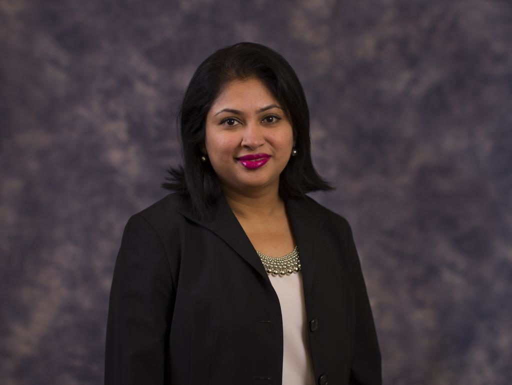 Nandini Rangaswamy, co-founder, executive vice president and chief strategy officer of Plano-based ZeOmega.