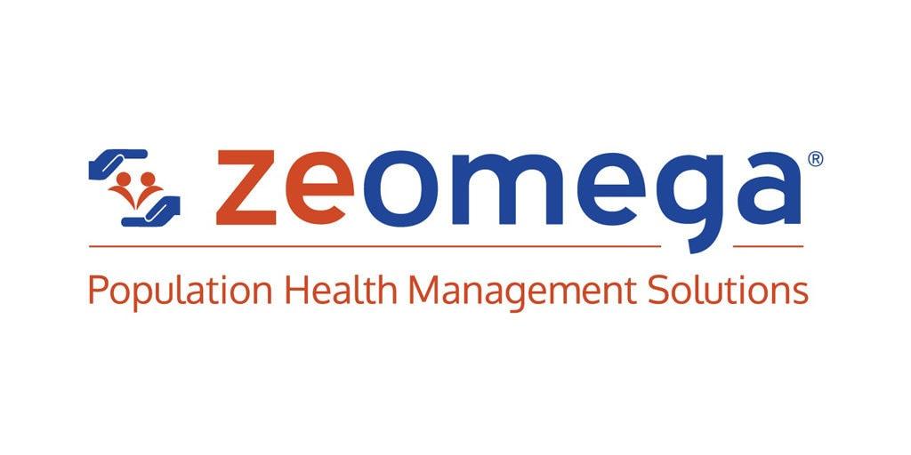 zeomega population health management solutions logo