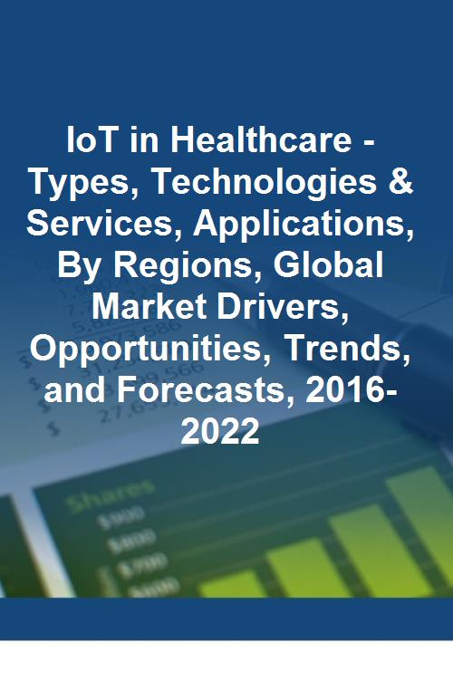 Vivify Health Spotlighted in IoT in Healthcare Report – Types, Technologies & Services, Applications, By Regions, Global Market Drivers, Opportunities, Trends, and Forecasts, 2016-2022