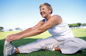 exercising after joint replacement