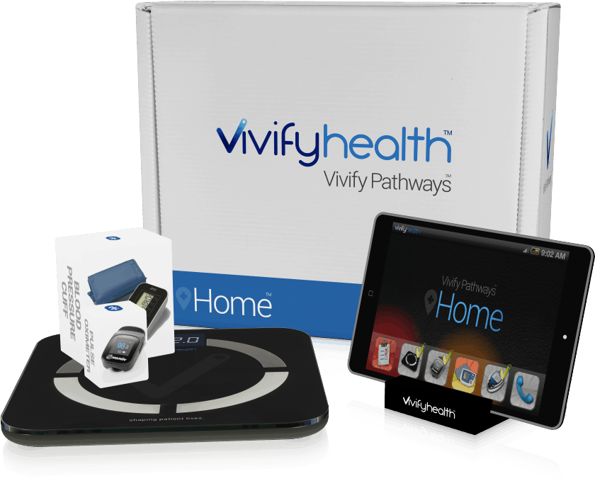 vivify pathways home front digital system