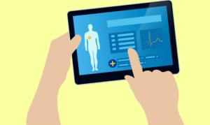 home healthcare through consumer devices
