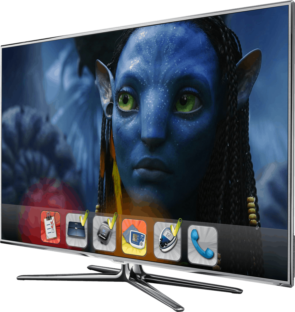remote healthcare monitoring is coming to your smart tv