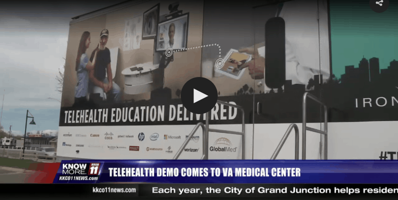 western slope now telehealth demonstration from va