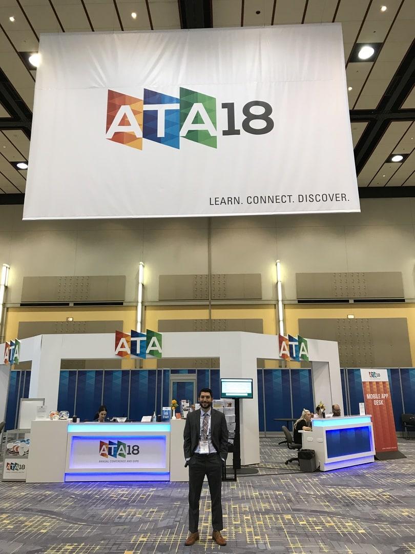 ATA 18 banner
