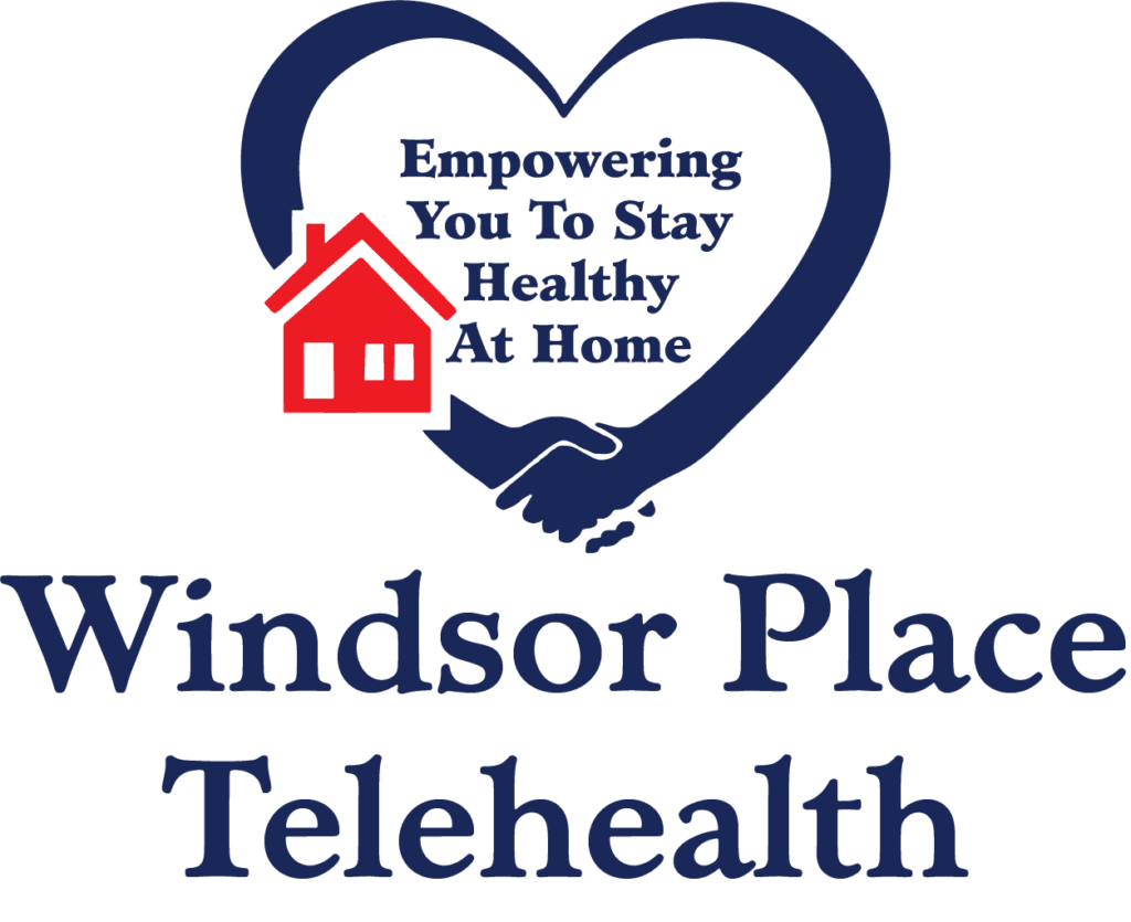Windsor Place telehealth logo