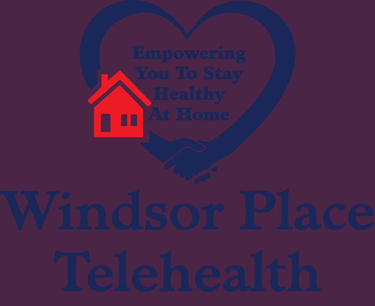 Windsor Place telehealth logo