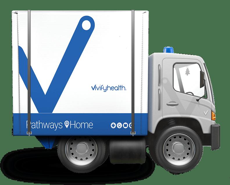 Vivify Deliuvery Truck