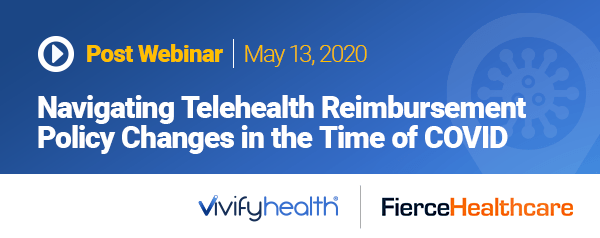 Navigating Telehealth Reimbursement Policy Changes in the Times of COVID