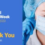 nurse's week celebration
