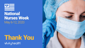 nurse's week celebration
