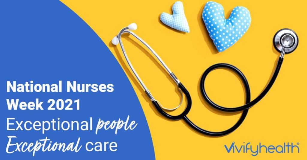 National Nurses Week 2021